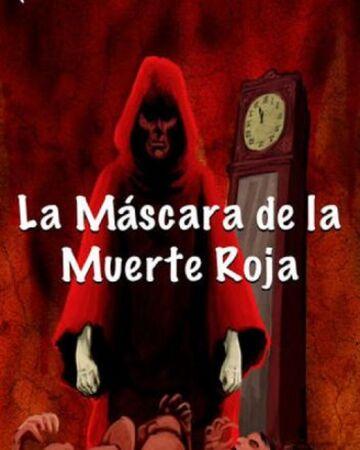 Resultado de imagen de La mascara de la muerte roja