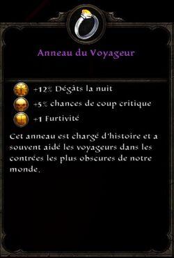 Anneau du Voyageur