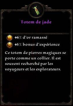 Totem de Jade