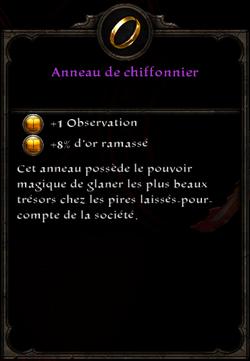 Anneau de Chiffonnier