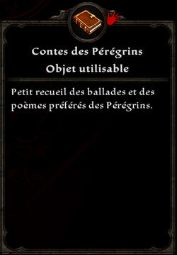 Contes des Pérégrins