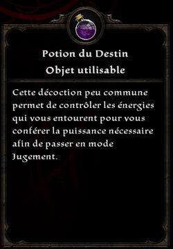 Potion du Destin
