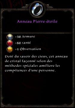 Anneau Pierre-étoile