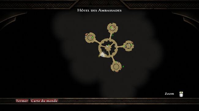 Hôtel des Ambassades