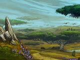 Les Plaines d'Érathell