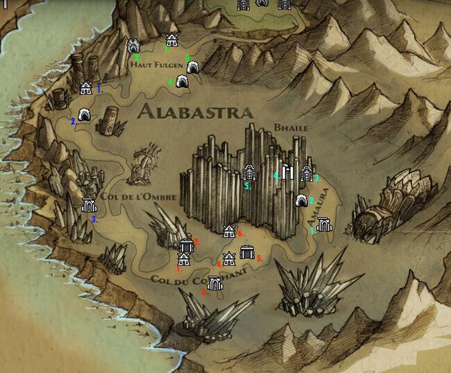 Alabastra localisation