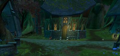 Cottage de la Guérisseuse screen