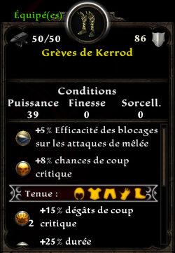 Grèves de Kerrod