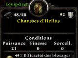 Chausses d'Helius