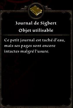 Journal de Sigbert