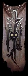Emblème de la Maison du Courage