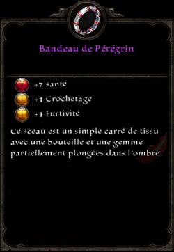 Bandeau de Pérégrin