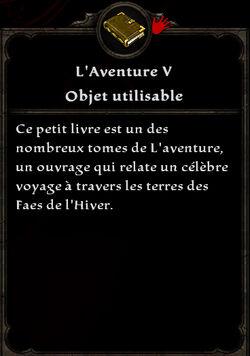 L'Aventure 5
