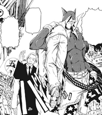 B Ichi Chapter 1 - Charisma Justice rescued Governor