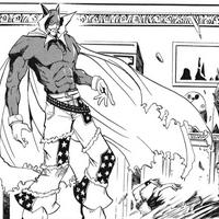 B Ichi Chapter 1 - Charisma Justice, costume