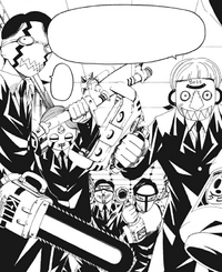 B Ichi Chapter 12 - Fear Factory Dokeshi Division
