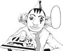 B Ichi Chapter 12 - Zuno gives Yohei keycard