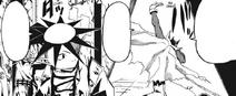 B Ichi Chapter 10 - Justice tells Tool to take Shotaro to safety