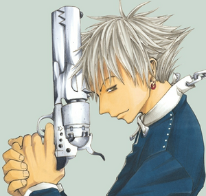 B Ichi Volume 3 - Yohei profile