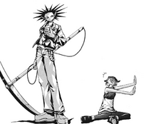 B Ichi Chapter 5 - Tool surprises Mana