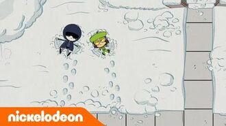 Bienvenue chez les Loud - Lisa et la NASA contrôlent le temps - Nickelodeon France