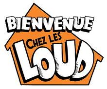 Logo Bienvenue chez les Loud