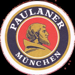 Paulaner Bierdeckel