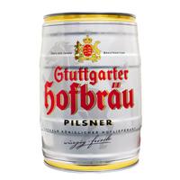 Stuttgarter Hofbröu Pilsner 5l-Fass
