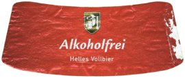 Schönbuch Alkoholfrei früheres Halsetikett