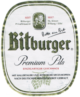 Bitburger Premium Pils Bier Wiki Fandom Powered By Wikia