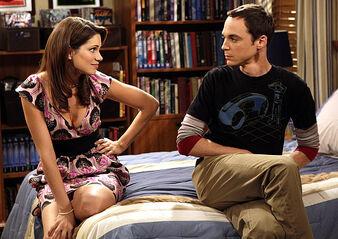 Sheldon and Missy