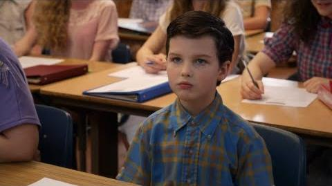 Young Sheldon - 1x01 - Sheldon's First Day At School