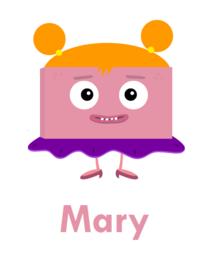 Mary (Body)