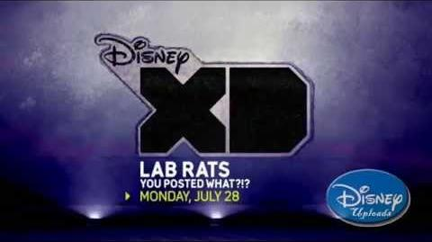 You Posted What?!? - Lab Rats - Leo - Monday, July 28
