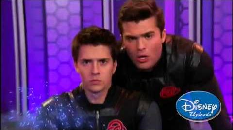 Lab Rats - You Posted What?!? - Adam & Chase