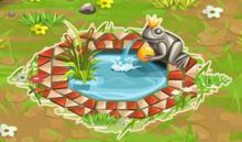 Frog Prince Well