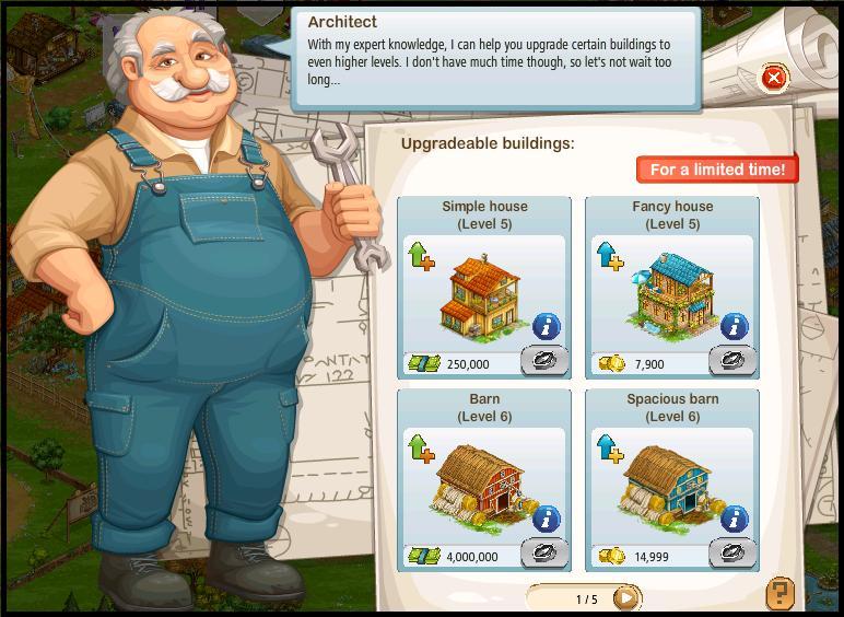 Big Farm House | The Architect Big Farm Addiction Wiki Fandom Powered By Wikia