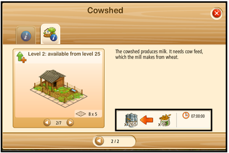 Building Cowshed