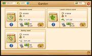 Gfarm garden production