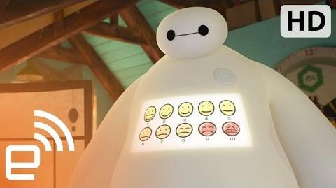 The tech behind Disney's 'Big Hero 6' Engadget
