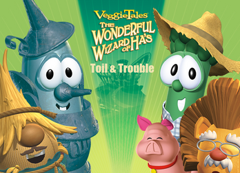 Toil and Trouble DVD cover
