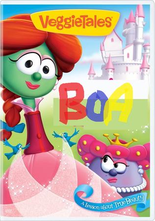 Boa DVD cover