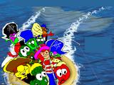 Strawberry, Alvin and The Great Escape!