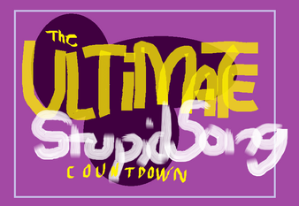 Ultimate Stupid Song Countdown logo