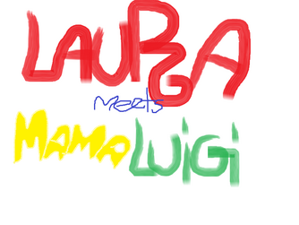 Laura Meets Mama Luigi logo