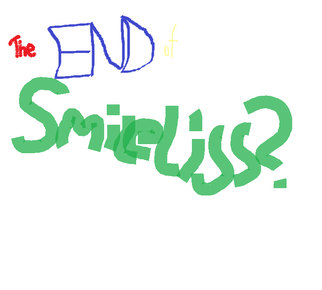The End of Smileliss logo