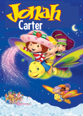 Jonah Carter DVD cover