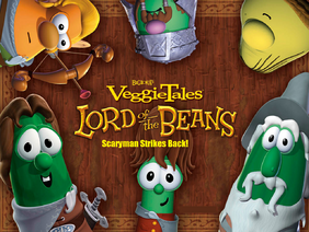Lord of the Beans Scaryman Strikes Back DVD cover