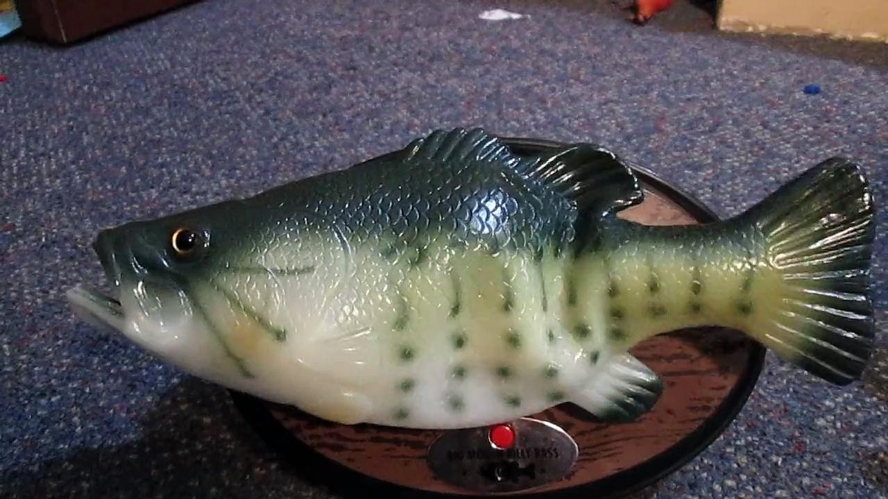 Big mouth Billy Bass 15th anniversary edition