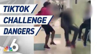 TikTok's 'Skullbreaker Challenge' Hurts Miami-Dade Teen NBC 6